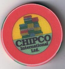 Chipco International Advertising Casino Chip