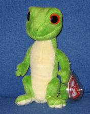 TY GUS the GECKO  BEANIE BABY - RED EYES - MINT with MINT TAGS