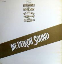 THE DETROIT SOUND LP SUPREMES VANDELLAS FOUR TOPS TEMPTATIONS WONDER DIANA ROSS