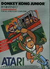 DONKEY KONG JR Cartridge NEW 800/XL/XE Atari SMALL Box