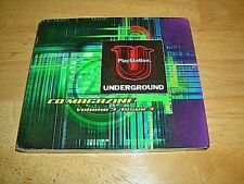 SONY PLAY STATION 1 - UNDERGROUND VOLUME #3 ISSUE #3 - COMPLETE - VG CONDITION