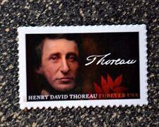 2017USA #5202 Forever - Henry David Thoreau  -  Mint NH