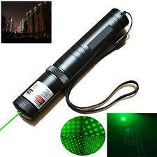 NEW GREEN LASER POINTER PEN 532NM 1MW 851 POWERFUL VISIBLE BEAM LIGHT LAZER