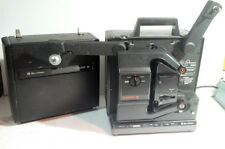 BELL & HOWELL 1575A PROJECTOR 16mm Sound 16 - Lamp, forward, reverse all WORK!