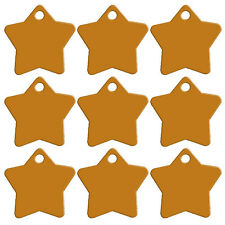 20pcs/lot Engraved Dog Tags Personalized Cat Name ID Tags Rectangle Type for Pet