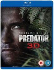 Predator 3d - Arnold Schwarzenegger Blu-ray