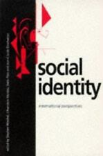 Social Psychology Ser.: Social Identity : International Perspectives (1998,...