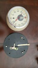 Russian Marine Clock with 1 Key and Mounting Plate