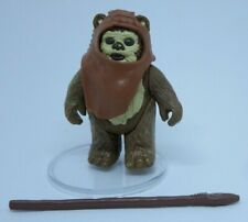 Wicket  Complete  C8+  Repro Weapon  Star Wars  Vintage  ROTJ DC