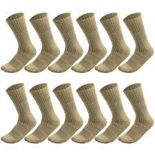 4/12 PK Military Boot Socks Combat Tactical Trekking Hiking Out Door Activities
