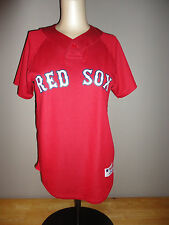 BOSTON RED SOX Red MAJESTIC COOL BASE Team Practice Jersey - Youth Size Large L