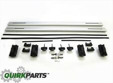 2002-2012 JEEP LIBERTY THULE REMOVABLE ROOF RACK CROSS RAILS OE NEW MOPAR