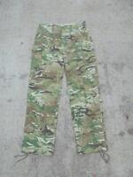 NEW British Military Army MTP Camo Combat Windproof Trousers - XL 90/96/112