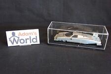 EMC Mercedes-Benz C 111-IV Record car 1979 1:43 silver (JS)