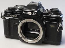 (PRL) MINOLTA X-700 BODY 35 mm SLR SPARE PARTS FOTORIPARATORE REPAIR REPARATION
