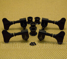 M4-BLACK Schaller Black M4 Series 2+2 Bass Tuners 12:1 ratio Made in Germany