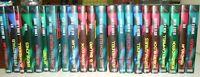 LIBRO: STOCK n 24 libri LA BIBLIOTECA DEL BRIVIDO -FABBRI EDITORI- 1994 90