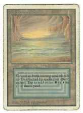 1x Underground Sea Unlimited HP MTG Magic Legacy Vintage Blue Power 9 Heavy Play