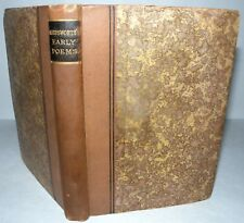 Early Poems By William Wordsworth, George Routledge, 1889, HB,