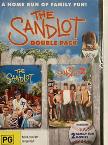 The Sandlot Double Pack 1 & 2 DVD R4 2 Family Movies BRAND NEW SEALED