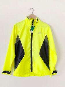 Reflective Hi-Vis running/cycling jacket - Kalenji - Mens S