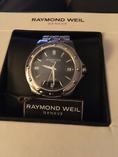 Raymond weil tango mens watch..model 5590...ST-20001