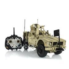 1/16 Trumpeter Radio Light Sound WSN 00814 RC US M-ATV MRAP Truck Military Model