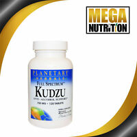 Planetary Herbals Full Spectrum Kudzu Root Extract 750mg 120 Tablets | Health