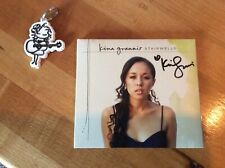 """Original Release Of """"Stairwells"""" Signed by Kina Grannis With Rare Keychain"""