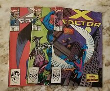 X-FACTOR  #56 57 58 VF+ ARCH-ANGEL 1 RAVENS 1 2 3 MARVEL COMIC 1