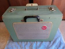 1960 RCA MI-1312-C SPEAKER MI-12453 JENSEN P10Q P10R RIBBED SPEAKER W/ MEATBALL
