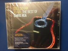 CHRIS.  REA.              STILL. SO. FAR. TO. GO.           TWO. DISC. BOXSET.