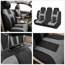9 Pcs Car 5-seat Seat Covers Interior Styling Accessories Wear Resistant Durable