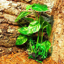 Reptile Aquarium Artificial Underwater Plant Water Grass for Decoration