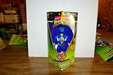 1995 BANDAI MIGHTY MORPHIN POWER RANGERS TALKING BLUE RANGER MISB SEALED