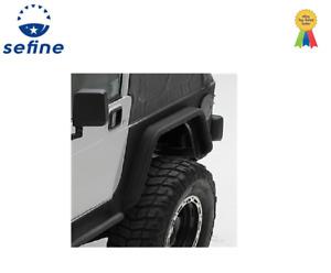 Smittybilt For 76-86 XRC Rear Fender Flares Black Textured Jeep CJ7 - 76879
