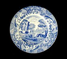 Beautiful Copeland Spode Italian Blue Bread Plate