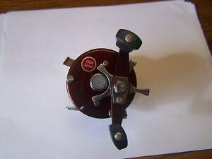 Vintage Abu Garcia Ambassadeur Brown 5500 Lure Bait Casting Reel # 760201 Nice