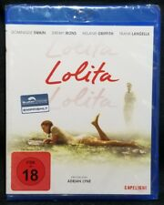 Lolita (1997) Blu-ray Dominique Swain Melanie Griffith German IMPORT Region Free