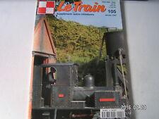**a Le train n°105 Les BB 71000 / La Bifurcation / Voitures Corail type VTU