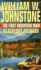 Blackfoot Messiah by William Johnstone (1996, Paperback) NEW BOOK