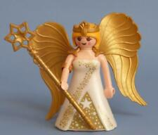 Playmobil Stunning Dress Up Angel Golden Wings Female Figure - Magic Christmas