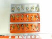 BR225-0,5# 3x Preiser H0/1:87 10260 Set Pfadfinder-Figuren, NEUW+OVP