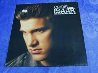 CHRIS ISAAK (VINYL LP) SILVERTONE ♫♫ [ORIG WARNER 1985 +OIS **GERMAN PRESSING]EX
