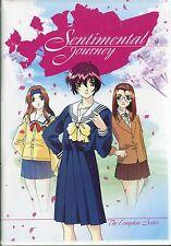 Sentimental Journey (DVD, 2004, 2-Disc Set, DVD)