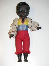 Vintage African American Boy Dancer Doll