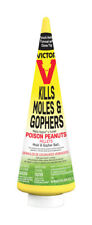 Victor Bait Pellets For Gophers and Moles 6 oz. M6006