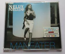 Nelly Furtado - Maneater  - 3 trx CD mit Video - Waata House Mix
