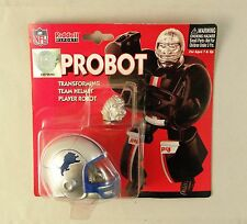NFL Detroit Lions Probot Transforming Team Helmet Player Robot