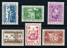 """Belgié:  PA30/PA35** """"verenigde naties"""" luchtpostzegels"""